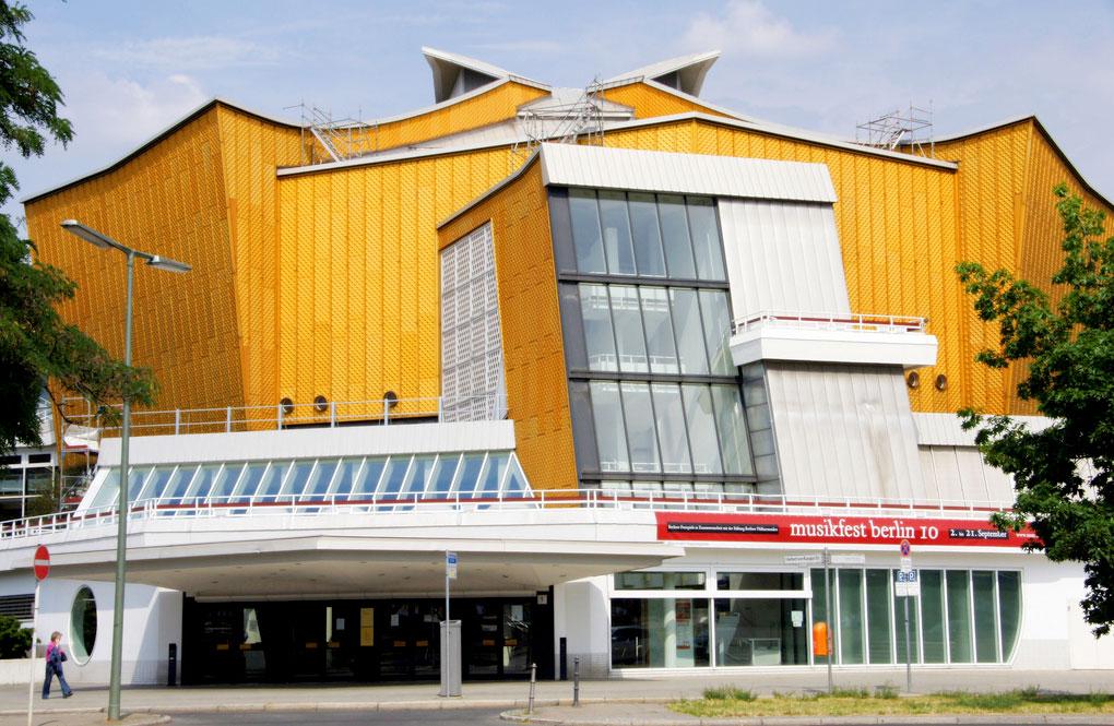 Visiter La Philharmonie De Berlin Horaires Tarifs Prix Acces